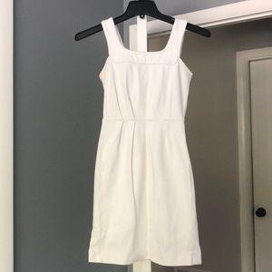 White Banana Republic dress size 0